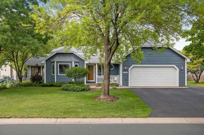 Maple Grove Single Family Home For Sale: 11984 88th Avenue N