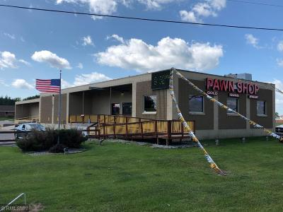 Ramsey Commercial For Sale: 6650 Highway 10 NW
