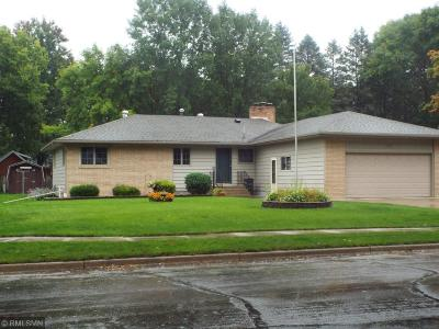 Willmar Single Family Home For Sale: 805 15th Street SW