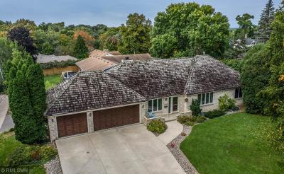 Edina Single Family Home For Sale: 5000 William Avenue