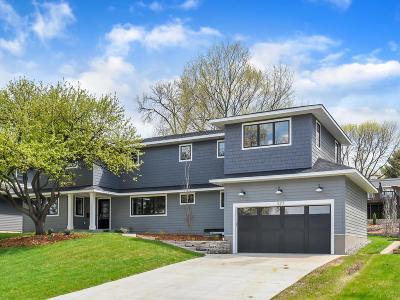 Edina Single Family Home For Sale: 5217 W 61st Street