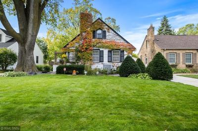 Saint Louis Park Single Family Home For Sale: 3658 Huntington Avenue