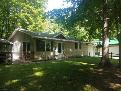 McGregor Single Family Home For Sale: 18082 480th Lane