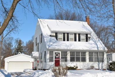 Marshall Single Family Home For Sale: 413 N 3rd Street