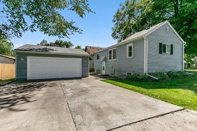 Saint Louis Park Single Family Home For Sale: 3201 Dakota Avenue S