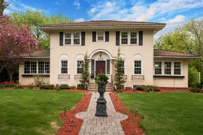 Edina Single Family Home For Sale: 5224 Interlachen Boulevard