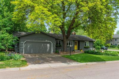 Edina Single Family Home For Sale: 5625 Kellogg Place