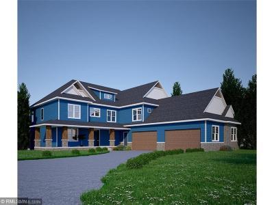 Ham Lake Single Family Home For Sale: 16359 Kiska Street NE