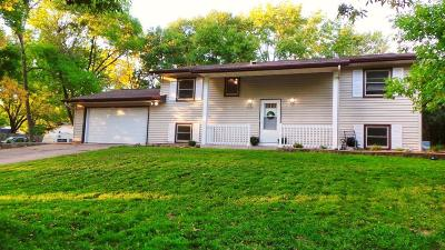 Coon Rapids Single Family Home For Sale: 2549 103rd Avenue NW