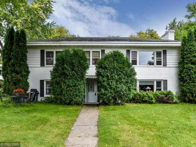 Minnetonka Single Family Home For Sale: 11836 Pheasant Lane