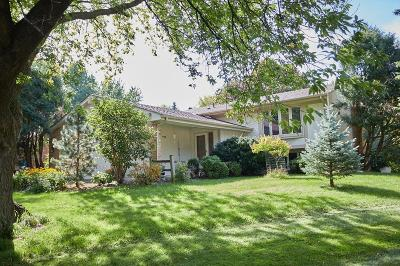 Plymouth Single Family Home For Sale: 755 Windemere Drive