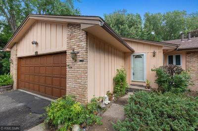 Minnetonka Single Family Home For Sale: 2500 Birchview Lane