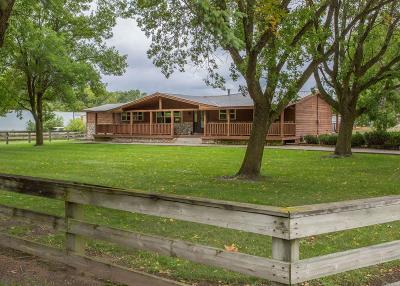 Isanti Single Family Home For Sale: 29662 Jackson Street NE