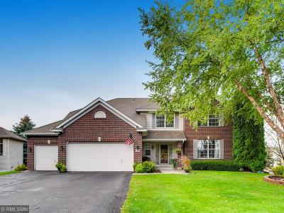 Woodbury Single Family Home For Sale: 2372 Eagle Valley Drive