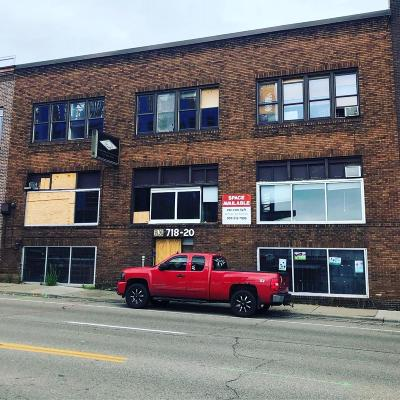Crystal, Golden Valley, Minneapolis, Minnetonka, New Hope, Plymouth, Robbinsdale, Saint Louis Park Commercial For Sale: 718 Central Avenue NE