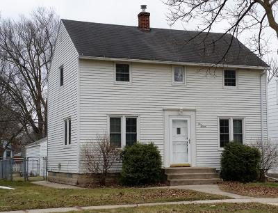 Austin MN Single Family Home Sold: $58,480