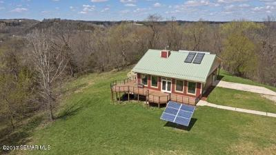 Lanesboro Single Family Home For Sale: 100 Hidden Valley Drive