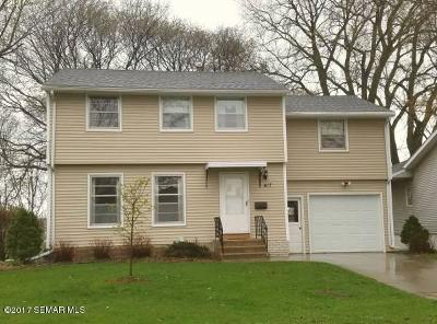 Rochester MN Single Family Home Sold: $159,000