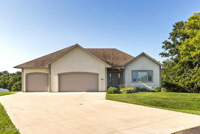Byron Single Family Home For Sale: 10208 Bluff View Lane SW