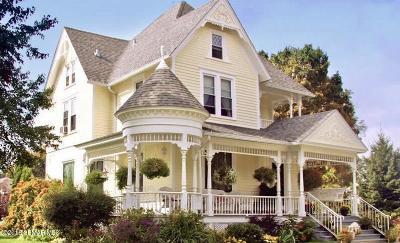 Lanesboro Single Family Home For Sale: 507 Fillmore Avenue S