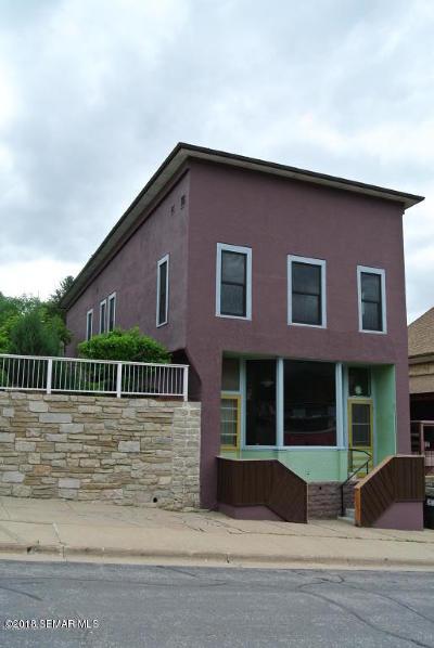 Lanesboro Single Family Home For Sale: 105 Elmwood Street E