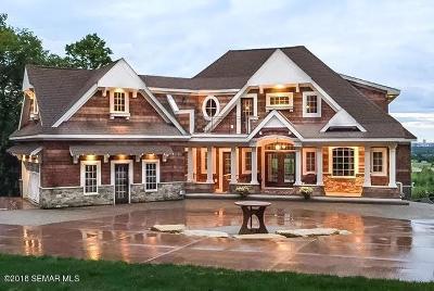 Rochester Single Family Home For Sale: 6341 Oak Meadow Lane NW