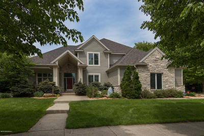 Rochester Single Family Home For Sale: 1167 Fox Hill Place SW