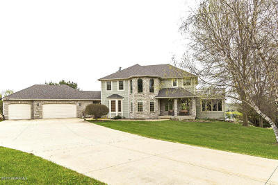 Rochester Single Family Home For Sale: 960 Historic Drive SW