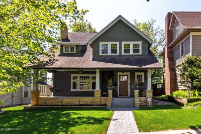 Rochester Single Family Home For Sale: 524 5th Street SW