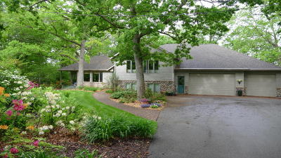 Austin Single Family Home For Sale: 3703 13th Street NE