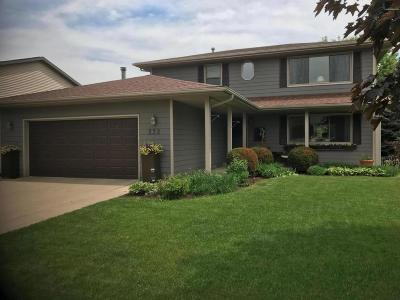 Byron Single Family Home For Sale: 832 3rd Avenue NE