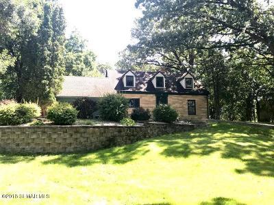 Austin Single Family Home For Sale: 401 21st Street SW