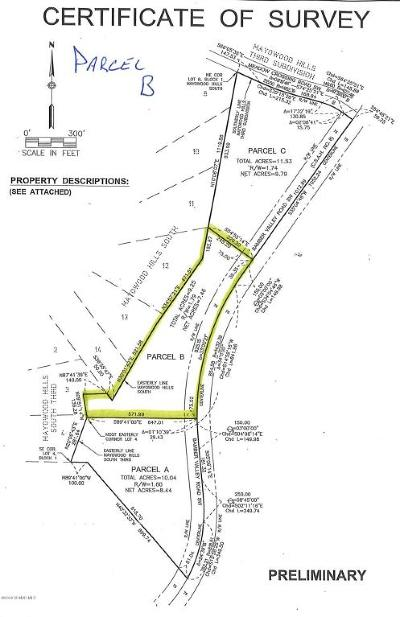 Rochester Residential Lots & Land For Sale: Tbd Bamber Valley (B) Road SW