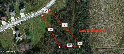 Rochester Residential Lots & Land For Sale: 2844 Pinewood Ridge Drive SE
