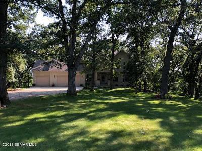 Lanesboro Single Family Home For Sale: 26047 Gladiola Lane