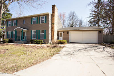 Rochester Single Family Home For Sale: 2014 15th Street NE