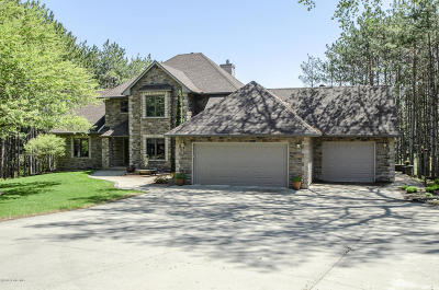 Rochester Single Family Home For Sale: 3418 Pine Tree Court NE