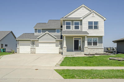 Rochester Single Family Home For Sale: 251 Foothills Lane SE