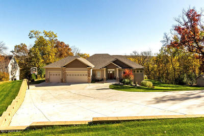 Rochester Single Family Home For Sale: 5980 Oak Meadow Lane NW