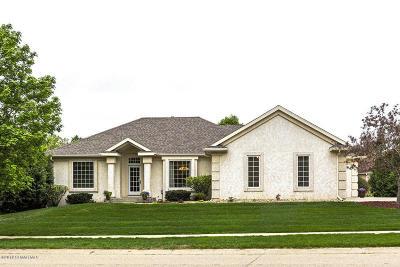Rochester Single Family Home For Sale: 863 Amber Ridge Lane SW