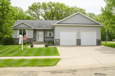 Rochester Single Family Home For Sale: 2748 Pinewood Ridge Drive SE