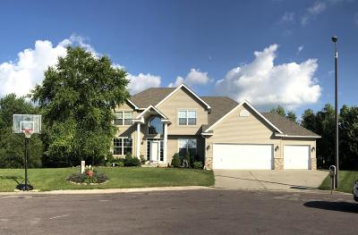 Faribault Single Family Home For Sale: 1207 18th Ave Court NW