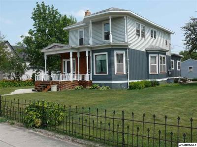 Benson Single Family Home For Sale: 413 S 13th Street