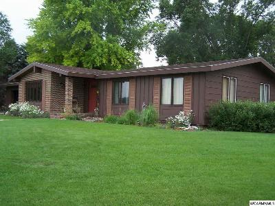 Appleton Single Family Home For Sale: 550 E Ronning