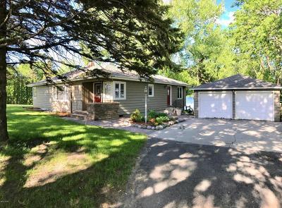 Willmar Single Family Home For Sale: 5357 NE Hwy 71