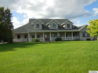 Willmar Single Family Home Contingent: 2199 49th Street NE