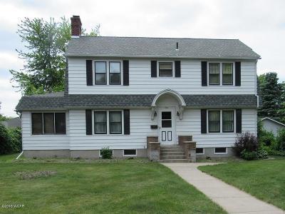 Benson Single Family Home Pending - Taking Backups: 708 12th Street S