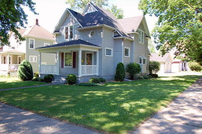 Clara City, Montevideo, Dawson, Madison, Marshall, Appleton Single Family Home For Sale: 103 S 6th Street