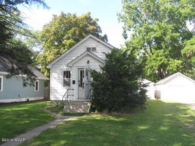 Willmar MN Single Family Home Closed: $28,000