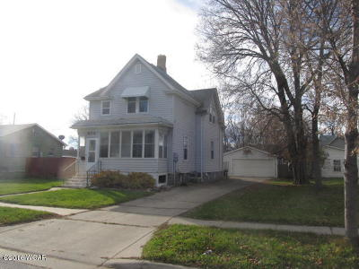 Willmar MN Single Family Home Sold: $40,000